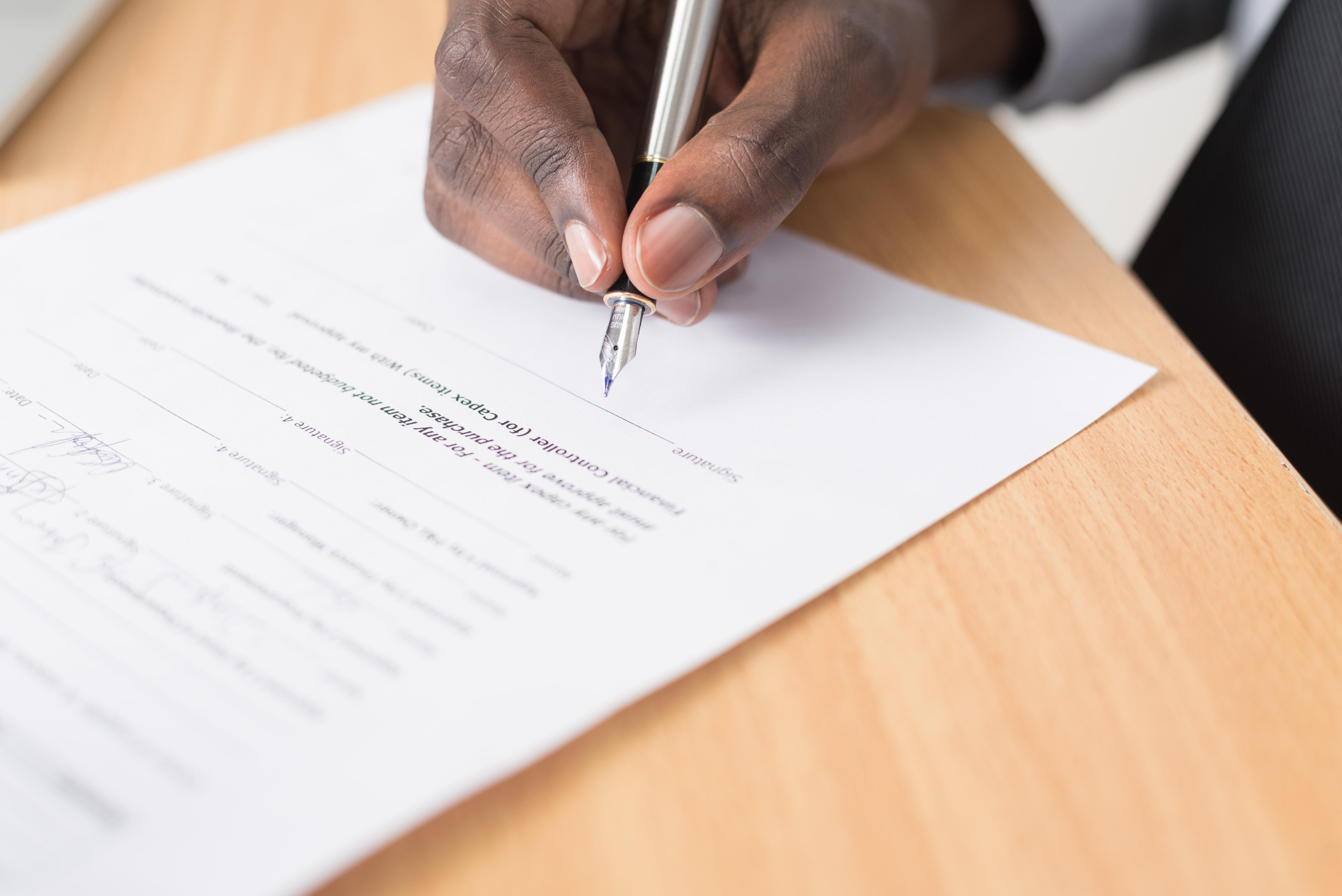 Grafische handtekening: wat is het en hoe werkt het?