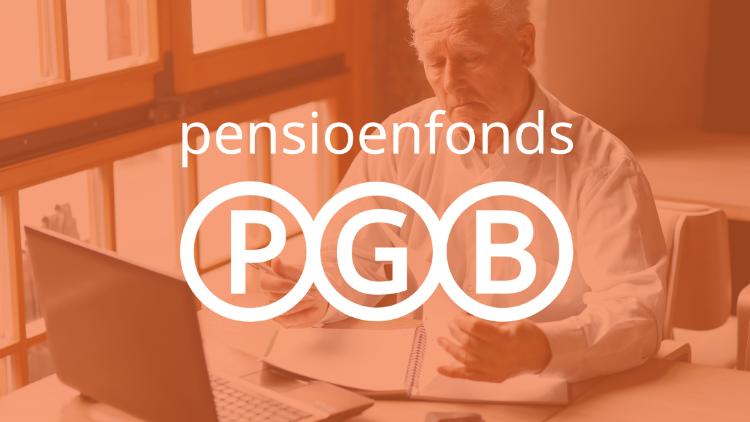 """PGB Pensioenfonds. """"Digitaal ondertekenen? Direct doen!"""""""
