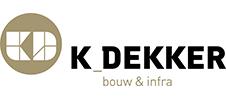K Dekker Bouw En Infra logo