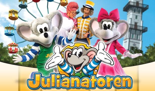 Gratis gezinsabonnement Julianatoren!