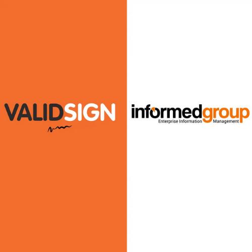Informed Group en ValidSign sluiten partnership